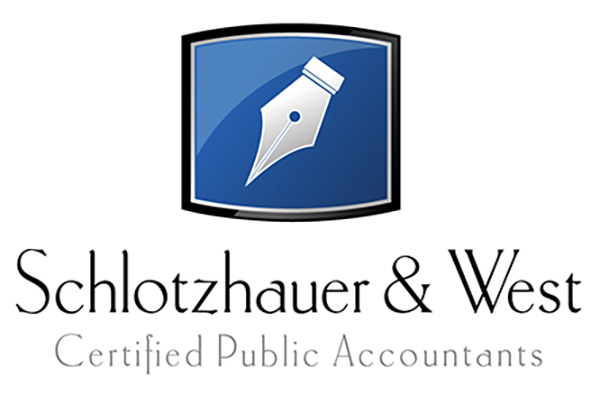 Schlotzhauer and West logo