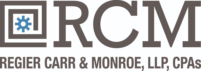 Regier Carr and Monroe logo